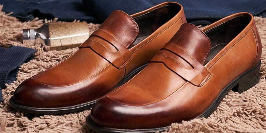 Ecco skor – både snygga och behagliga